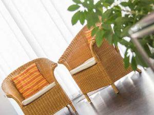 Beratungsstelle Bad Oldesloe Eingangsbereich Sessel
