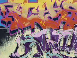Fachklinik COME IN ! Grafitiwand