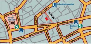 Kaffeewelt Standort Karte