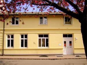 Sucht- und Drogenberatungsstelle Wedel Gebäudefassade