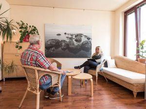 Suchtberatungsstelle Böckmannstrasse Besprechungsraum
